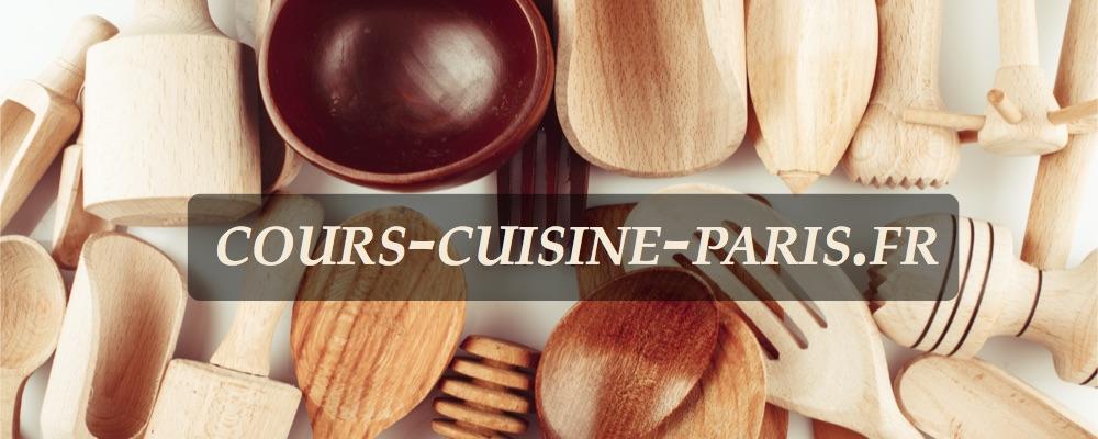 Cours cuisine paris